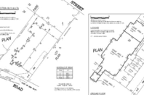 Services – Site Plan Survey